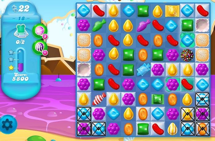 candy crush soda terbaru