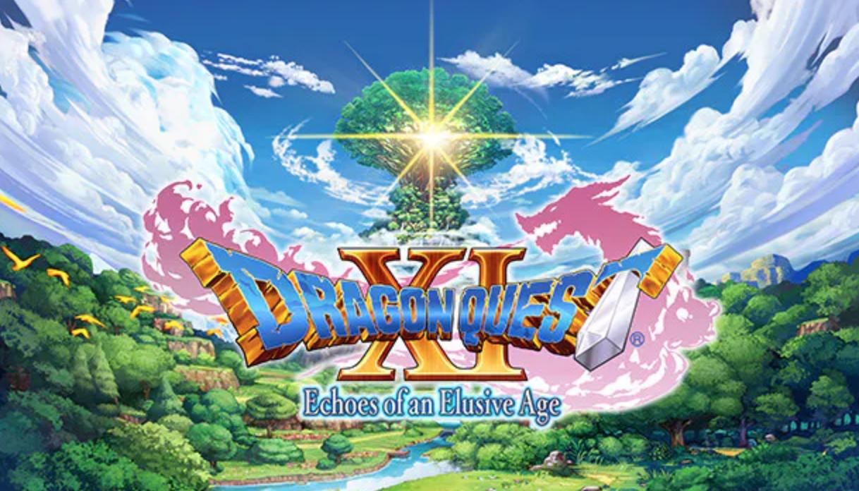 game anime dragon quest xi