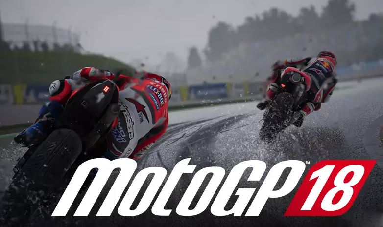 game balap motogp 18