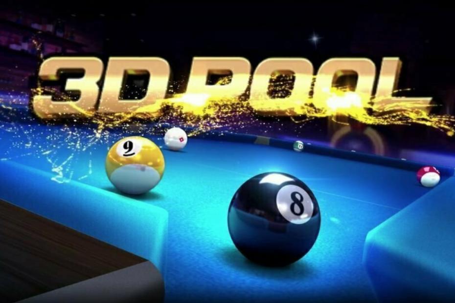 game billiard 3d pool ball