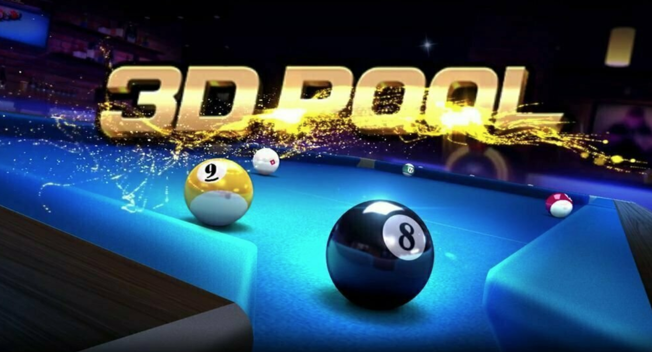 game billiard 3d pool ball