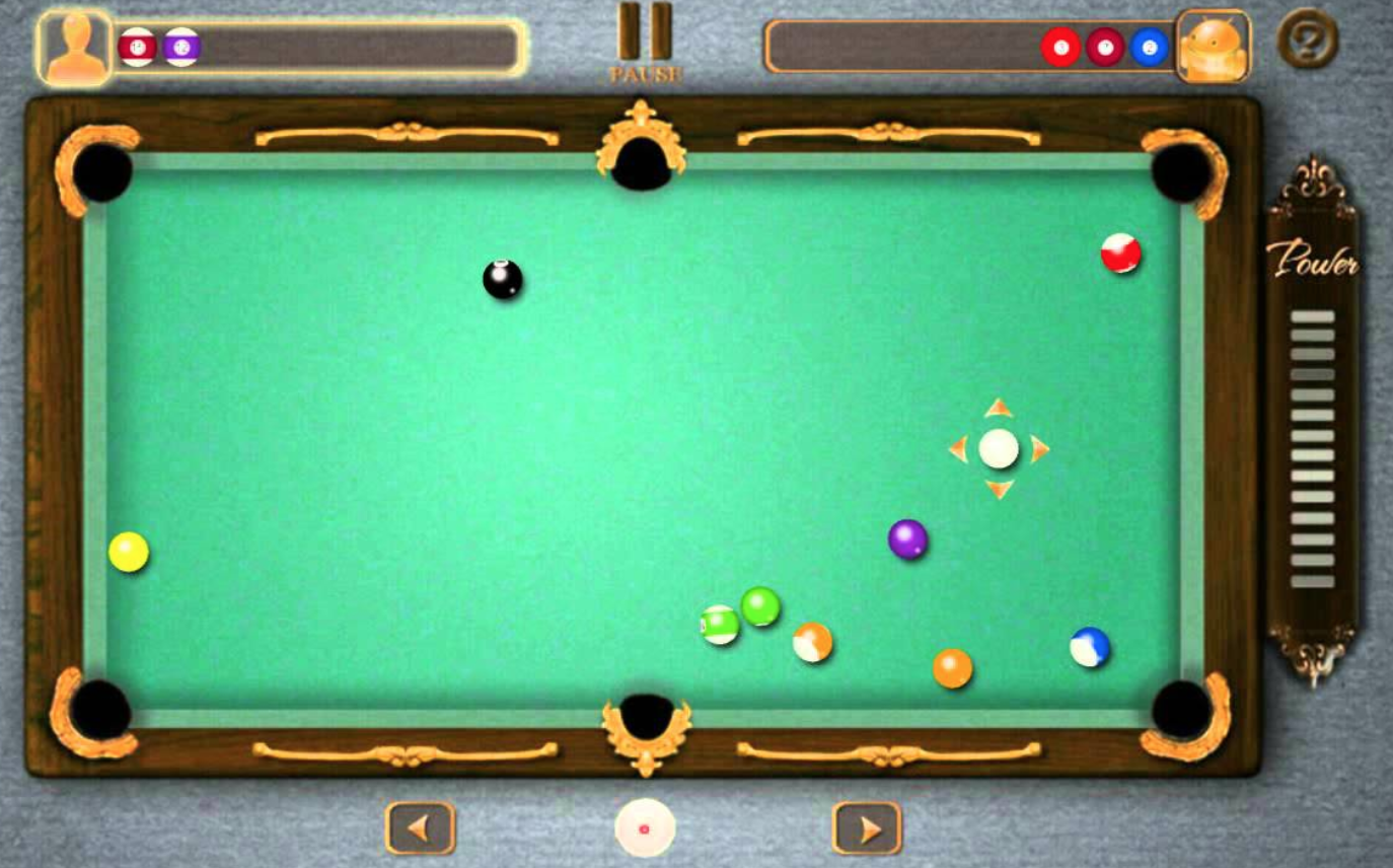 game billiard pool billiard pro