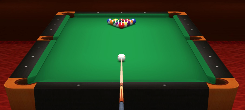 game billiard pool break 3d billiard snooker