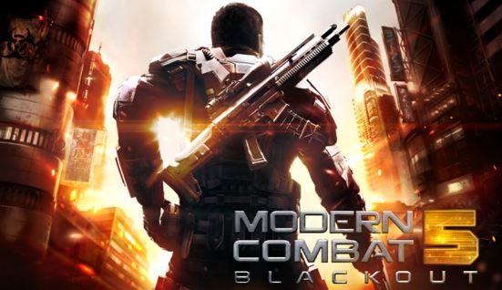 game fps modern combat 5
