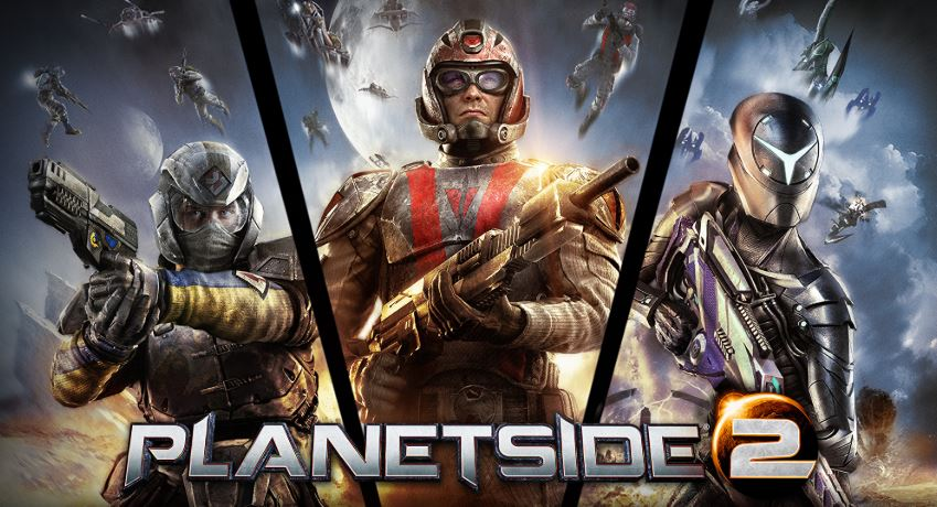 game fps planetside 2
