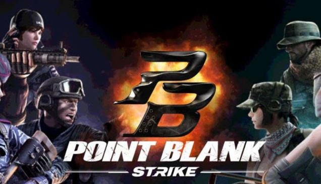 game fps point blank strike