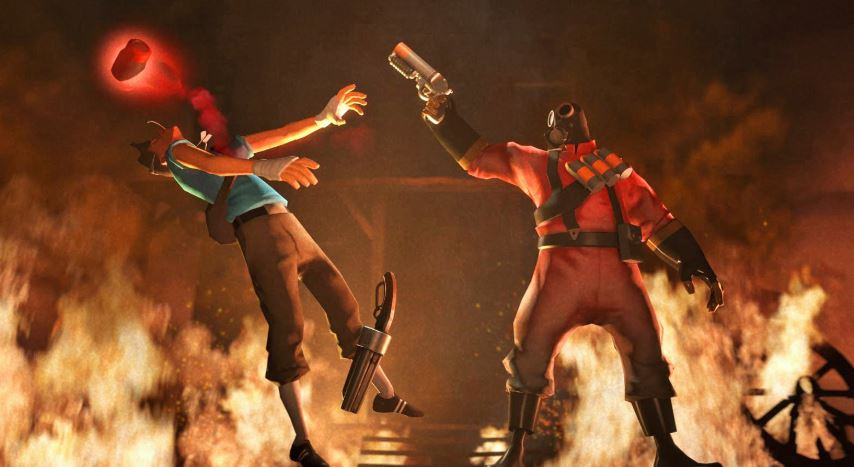 game fps team fortress 2
