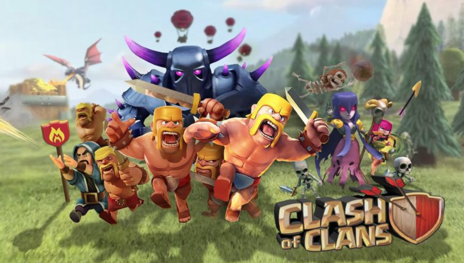 game multiplayer coc