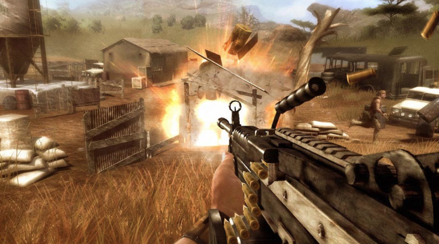 game open world far cry 2
