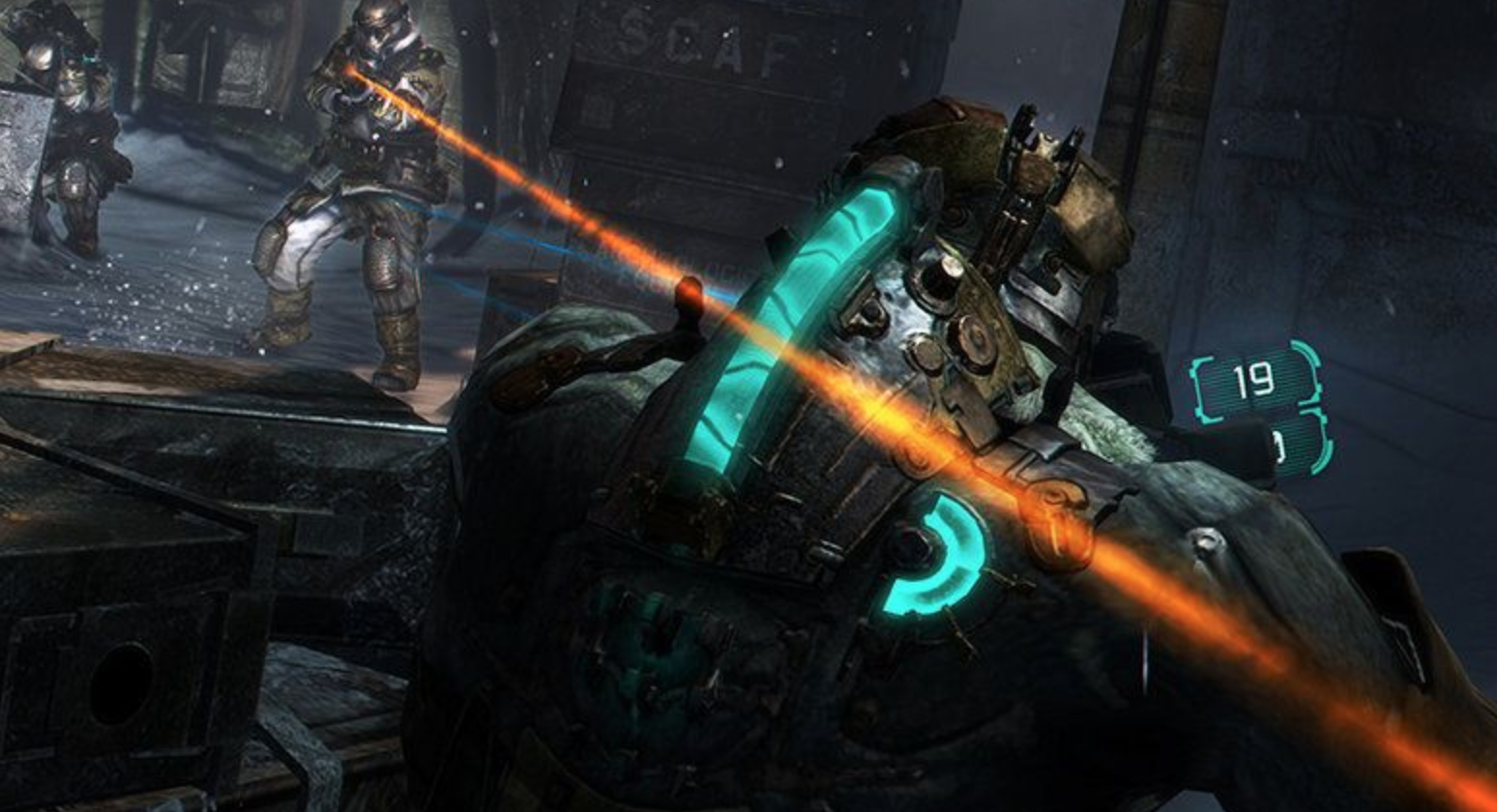game pc ringan dead space