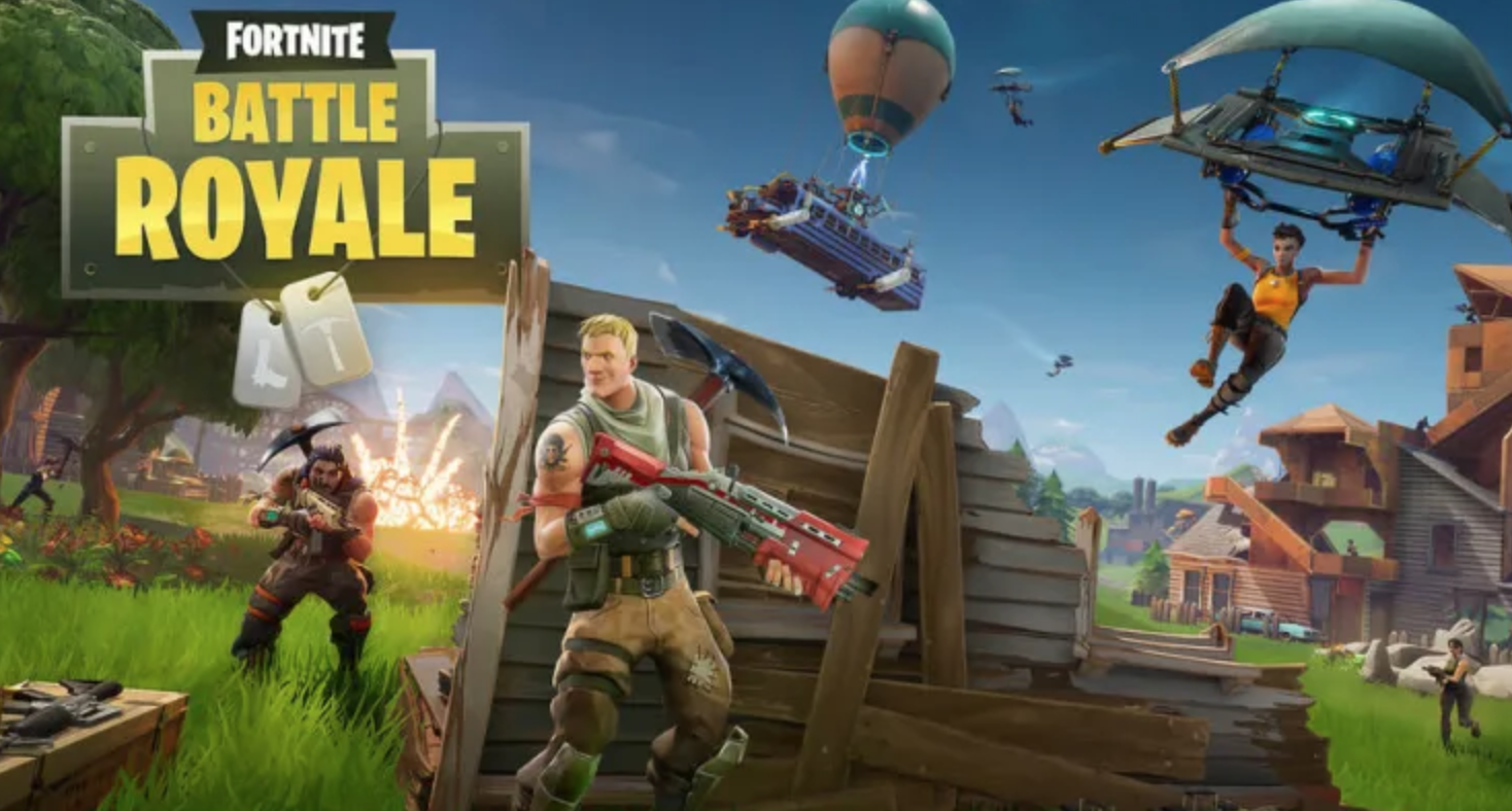 game pc ringan fortnite