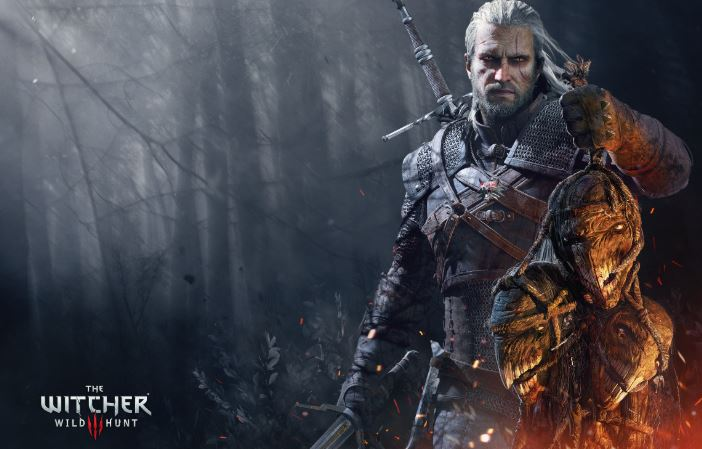 game petualangan offline the witcher