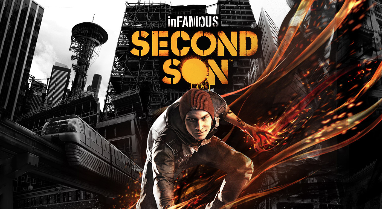 game ps store the second son