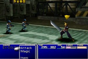 game ps1 terbaik final fantasy 7