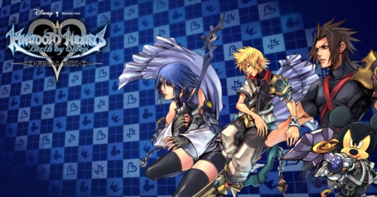 game psp terbaik Kingdom Hearts