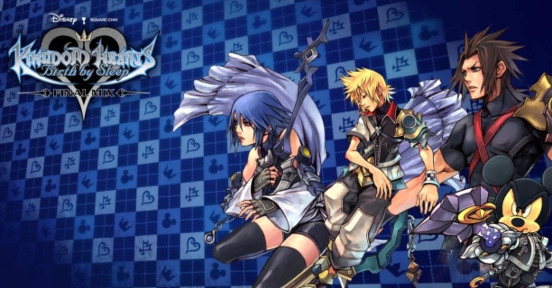 game psp terbaik Kingdom Hearts