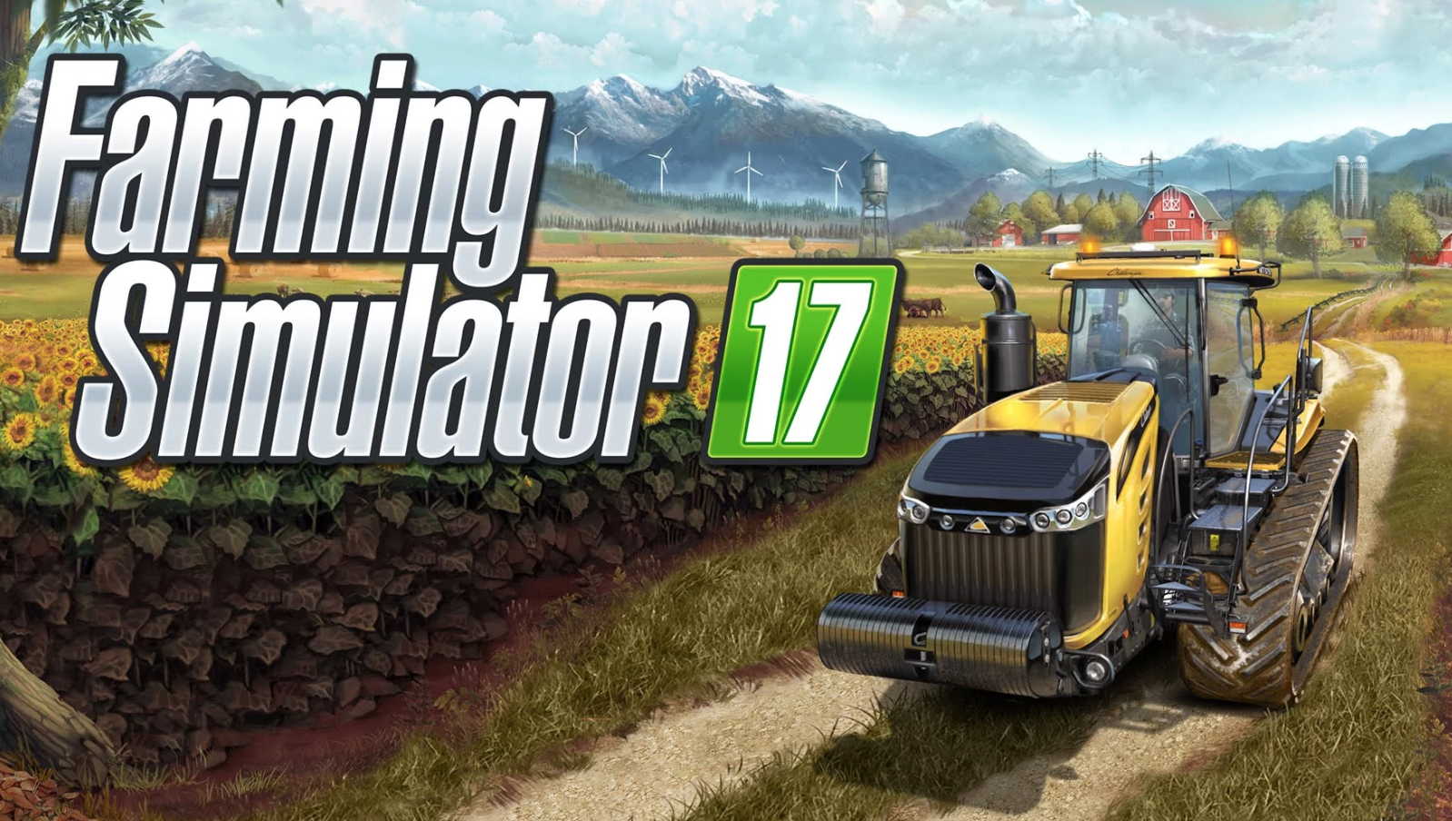 game simulator farming simulator 17