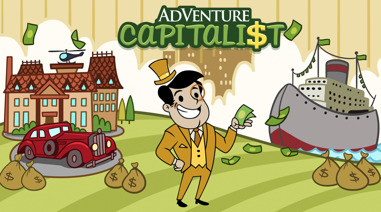 game steam gratis adventure capitalist