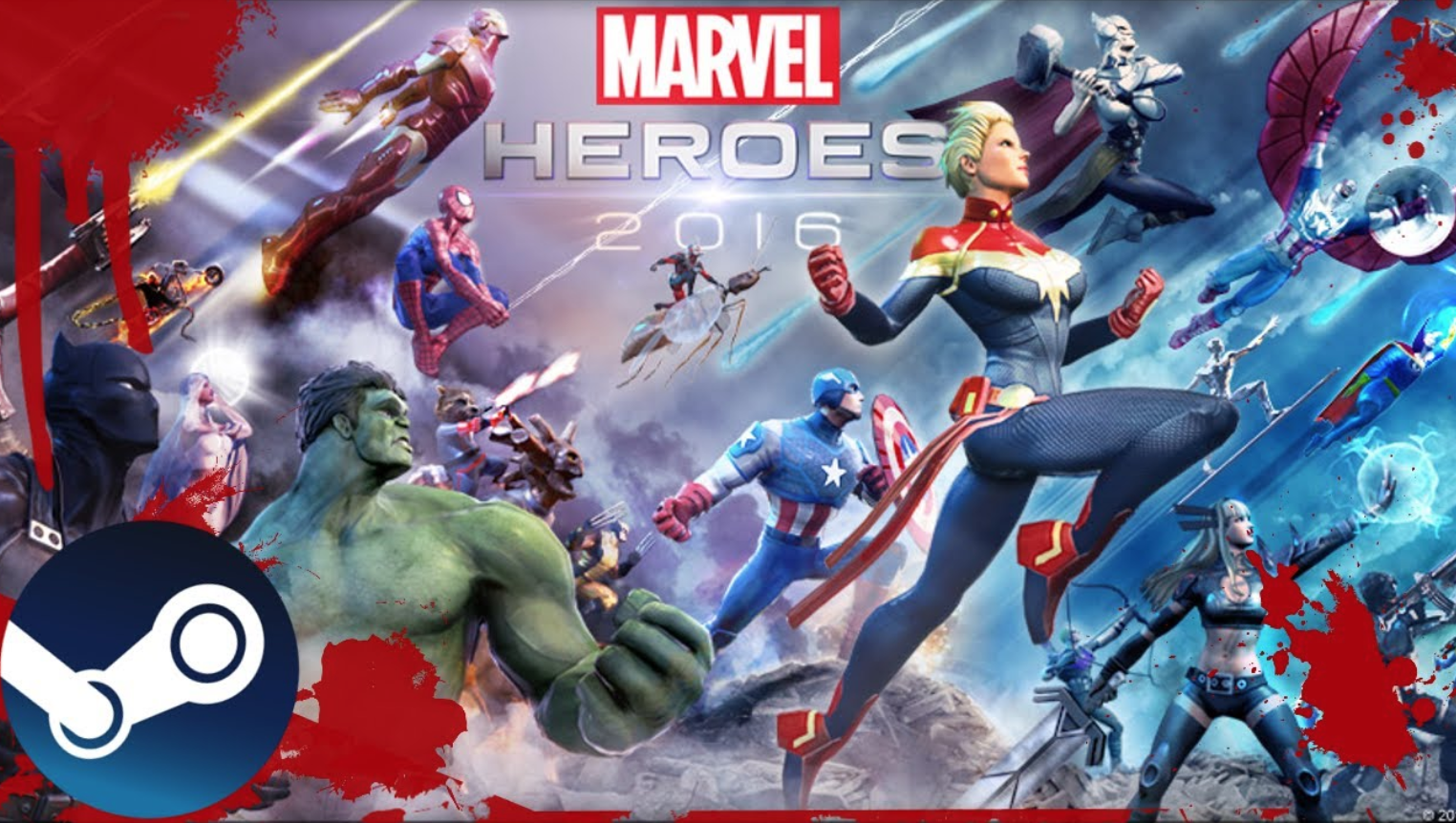 game steam gratis marvel heroes