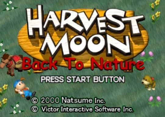harvest moon back to nature 2019