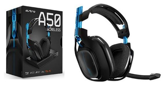 headset gaming astro a50 wireless