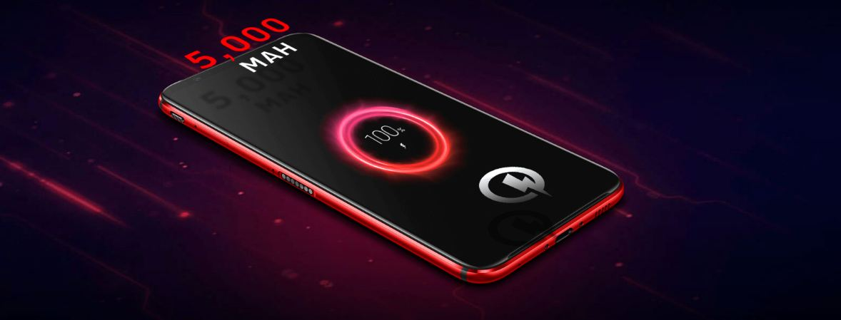 hp gaming android performa nubia red magic 3