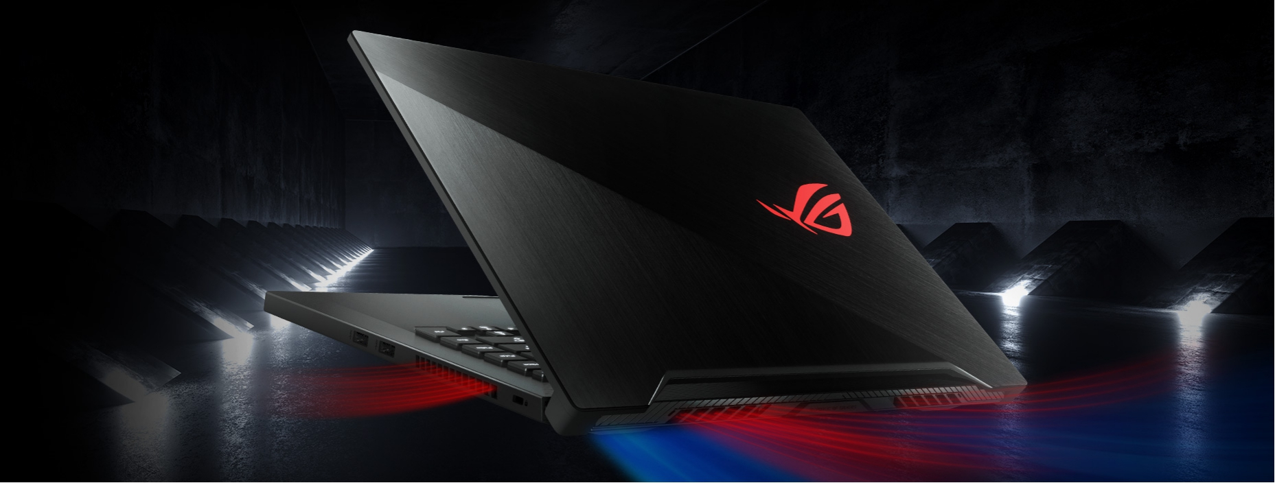 review asus rog g ga502 performa