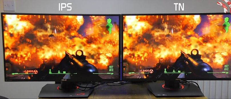 tips memilih monitor gaming dari jenis panel