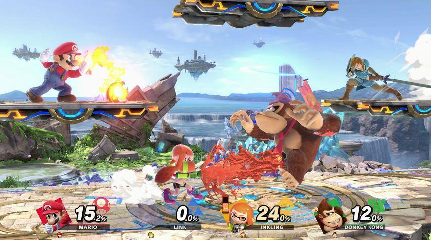 game fighting nintendo switch terbaru dan terbaik