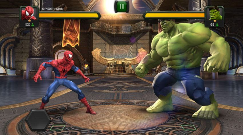 game marvel contest of champions