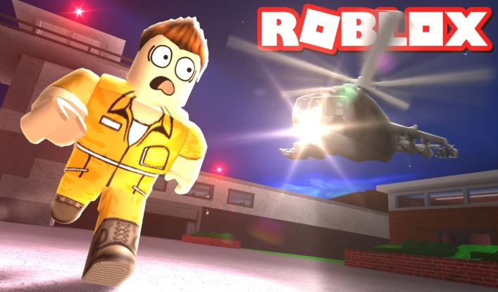 game roblox jailbreak