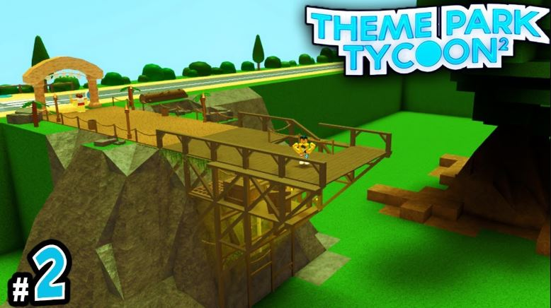 game roblox theme park tycoon 2