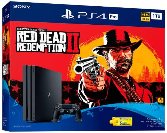 harga ps4 pro red dead redemption terbaru