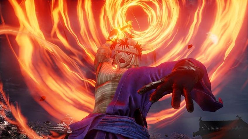 karakter game jump force terkuat