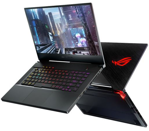 laptop gaming asus rog zephyrus s gx502