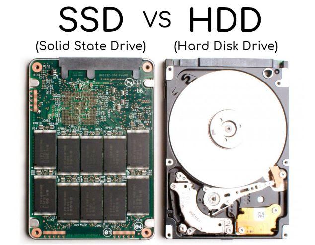 perbedaan hdd dan ssd kekurangan