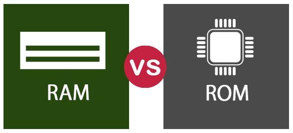 perbedaan rom dan ram