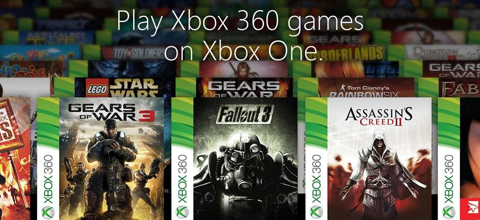 playstation 4 dan xbox one 360 backward