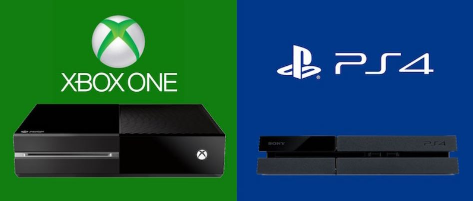 playstation 4 dan xbox one