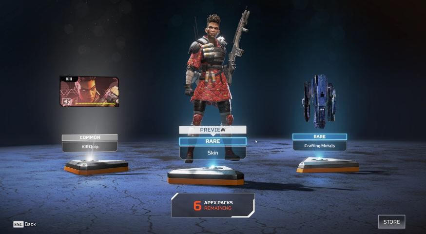 review apex legends game pc