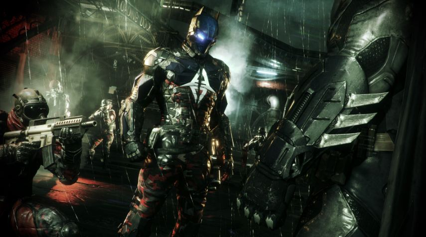 review batman arkham knight enemy