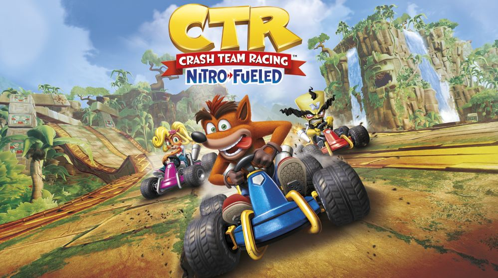 review game ctr nitro fueled