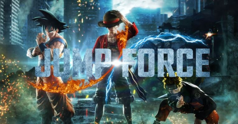 review game jump force