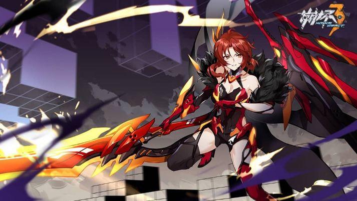 review honkai impact 3rd himeko