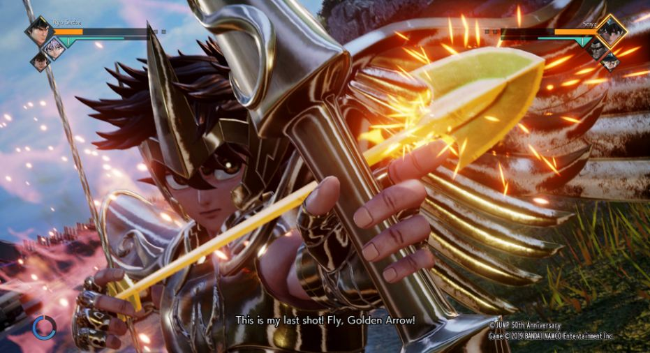 review jump force bandai game