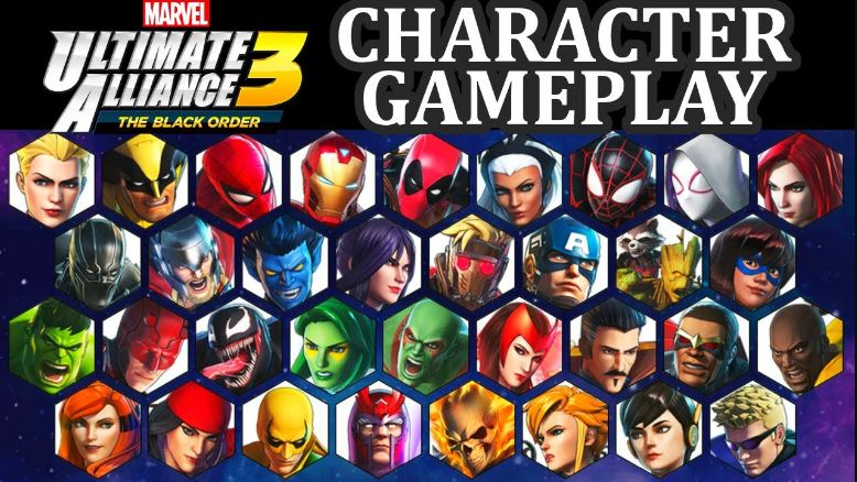 review karakter marvel ultimate alliance nintendo switch