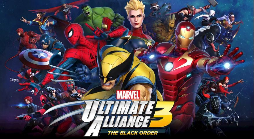 review marvel ultimate alliance 3 the black order nintendo switch