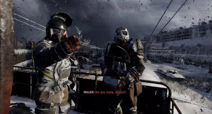 review metro exodus game fps