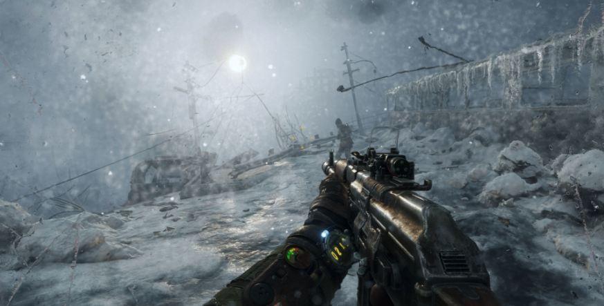 review metro exodus gameplay