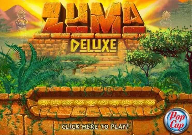 review zuma deluxe